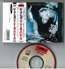 SIOUXSIE & THE BANSHEES  Peepshow JAPAN CD w/OBI+BOOKLET P32P-20197 1988 issue