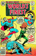 World's Finest Comics #242 (Dec 1976, DC) - Good