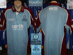 Rotherham Titans Rugby Union KooGa 2006 Home Jersey Shirt Camiseta Maillot