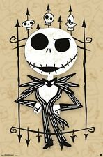 NIGHTMARE BEFORE CHRISTMAS - JACK MADNESS POSTER - 22x34 - 14407