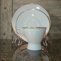 Rosenthal Porzellan Kaffee Gedeck Sammelgedeck Studio Line Form 2000 Goldrand