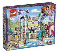 LEGO 41347 Friends Heartlake City Resort Hotel Building Set - Kids Girls Toy New