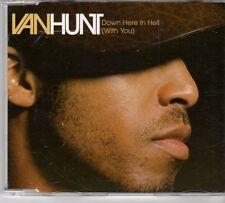 (EX401) Van Hunt, Down Here In Hell - 2003 DJ CD