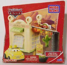 7788 Luigi's Luigis Casa Della Tires DISNEY CARS Mega Bloks Blok 26 pc New