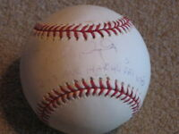 David Wright  AUTOGRAPHED BASEBALL PSA/DNA PRE CERTIFIED