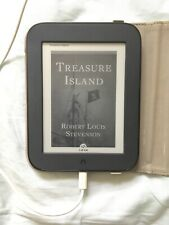 Barnes & Noble Nook Simple Touch Wi-Fi, 6in eBook Reader - Black