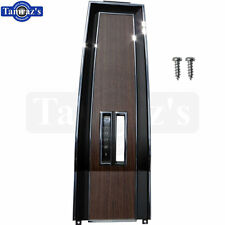 69-70 for Dodge B-Body AUTO Center Console Top Trim Shift Plate w/ Wood Grain