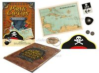 Pirate Captain Kit BIRTHDAY CHRISTMAS GIFT