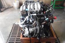 2001 NISSAN PATHFINDER 3.5L VIN D ENGINE VQ35DE