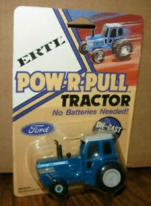*FORD TW-35 Row Crop Tractor Pow-R-Pull 1/64 ERTL Toy #4093 Die Cast Metal  New