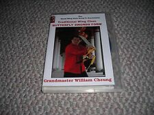 Grandmaster William Cheung Wing Chun  Butterfly-Sword Form