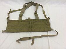 Eagle Industries Chest MOLLE Rig LE Khaki SF NSW SEALs CAG Delta Mayflower LBT