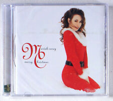 Mariah Carey - Merry Christmas (CD) • NEW • Holiday, All I Want For