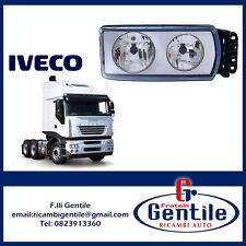 Iveco Eurocargo 2003 Headlamp H7-H7 Pred Adjustment Electric Left
