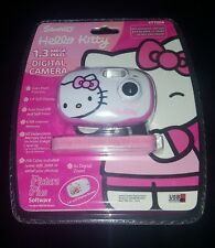 "Hello Kitty 2009 Digital Camera KT7004 1.4"" LCD Display New"