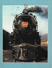 Keystone PRR V36 N1 2003 Pennsylvania Railroad D78 Lines West Diner Car Pennsy