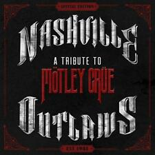 Nashville Outlaws: A Tribute To Motley Crue - Various Artists (NEW CD)