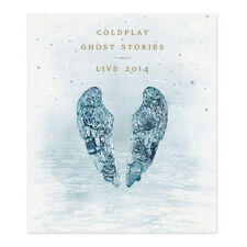 Ghost Stories Live 2014 - Coldplay CD & DVD Set Sealed ! New !