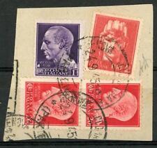 ITALIA - Regno - 1929 - Imperiale 2 lire - varietà Stampa evanescente