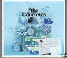 (D666) The Concretes, Chosen One - DJ CD