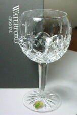 Waterford Crystal LISMORE Balloon Wine Glass (es) - NEW / BOX!