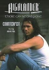 Highlander: The Series, Ep. 43  44 - Counterfeit (DVD, 2004) - C1106