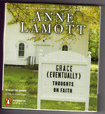 Audio CD Anne Lamott Grace Eventually Thoughts on Faith
