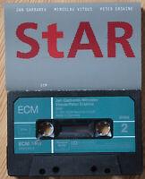 JAN GARBAREK - STAR (ECM 1444) 1991 GERMANY CASSETTE TAPE JAZZ VITOUS ERSKINE
