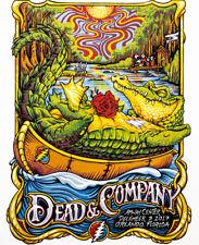 Dead & Company CD Soundboards ~ Orlando, FL ~ 2/27/18 ~ Brand New!