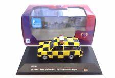 "Trabant P601 S ""Follow-me"" LEIPZIG airport IXO IST 1:43 DIECAST MODEL CAR IST191"