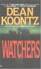 Watchers Koontz, Dean Mass Market Paperback