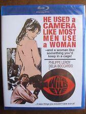 THE WILD EYE (1968) (Blu-Ray) SCORPION RELEASING - BRAND NEW, FACTORY SEALED!!!