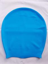 DreadLab - Extra Large Swim Cap (Pacific Blue) Dreadlocks/Extensions