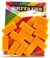 1:32 Britains Herald # 1752 - 12 Hay Bales - unpainted plastic - mint in bag