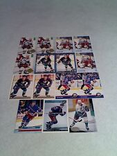 *****Steven King*****  Lot of 50 cards.....14 DIFFERENT / Hockey