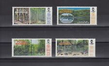TIMBRE STAMP 4 BRUNEI Y&T#313-16 FORET ARBRE FAUNE NEUF**/MNH-MINT 1984 ~B94