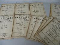H G Wells Novel 1st Appearance Education of Joan & Peter Victorian England 1918
