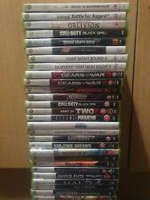 Xbox 360 Spiele Verschiedene Titel-Multi Auflistung-Konvolut-Gute Wahl