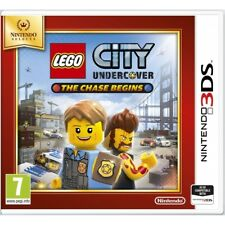 Nintendo 3ds Game Lego City Undercover The Chase Begins 3d