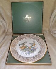 Goldfinch 1971 Lenox Limited Edition Porcelain Collector Plate Boehm Birds