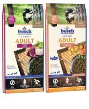 15kg Bosch Adult Lamm & Reis + 15kg Bosch Adult Lachs & Kartoffel Hundefutter