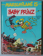 Franquin / Batem / Yann  **  MARSUPILAMI 5. BABY PRINZ  **    EO 1990 NEUF