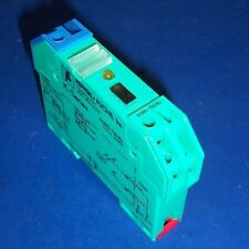 PEPPERL + FUCHS K-SERIES INTRINSICALLY SAFE BARRIER KG30-T30/Ex 14493S *PZB*