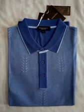 Stefano ricci silk Men's Polo Shirt Size L