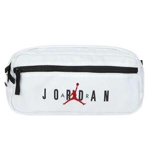 Nike Air Jordan Waist Bag Fanny Pack Cross Body Bag 9A0201-001 WHITE BNWT