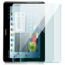 """2x Schutz Glas für Samsung Galaxy Tab 2 10,1"""" GT-5100 Display Schutz Glas Folie"""