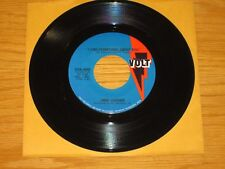 """BLUES / SOUL 45 RPM - JIMMY HUGHES - VOLT 4002 - """"I LIKE EVERYTHING ABOUT YOU"""""""