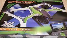 Dromida XL 370 FPV Drone Quadcopter 1080P WiFi HD Camera RTF Lipo Charger ORANGE