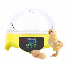 """""""Egg Incubator"""" for Kids Eco Chicken Duck Digital Automatic Hatcher Househould 7"""