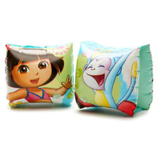 Dora The Explorer Boots Kids Swim Wings Armbands Arm Floats Pool Floaties 3+ NEW